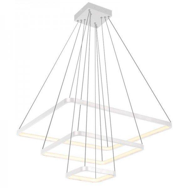 lustre pendente modular quadrado d11094 led bivolt 1resultado
