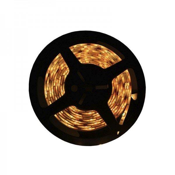 fita luminosa de led taschibra com 5 metros bivolt 3000k luz amarela 1resultado