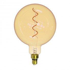 lampada led taschibra filamento giant globo 4w bivolt e27 1resultado