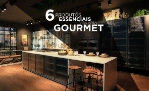 Produtos para área gourmet