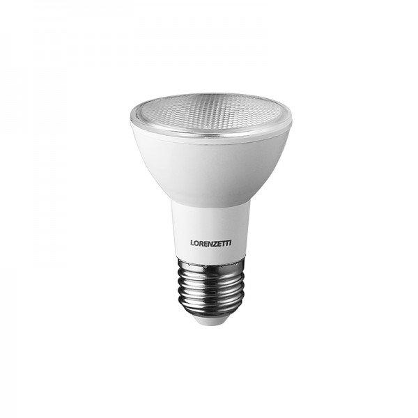 lampada led lorenzetti par 20 7w bivolt e27
