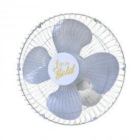 ventilador de parede venti delta gold 50cm branco cromado bivolt 1