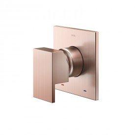 acabamento monocomando docol new edge 925969 cobre escovado 1