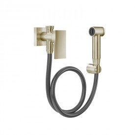 ducha higienica docol new edge 925644 com flexivel de 1 20m niquel escovado 1