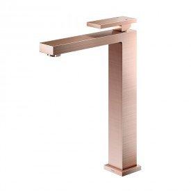 torneira misturador monocomando docol new edge 925469 de bancada cobre escovado 1