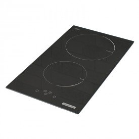 cooktop de inducao tramontina domino touch 94750220 com 2 bocas preto 1
