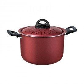 espagueteira tramontina loreto 27817025 5 7l vermelha 1