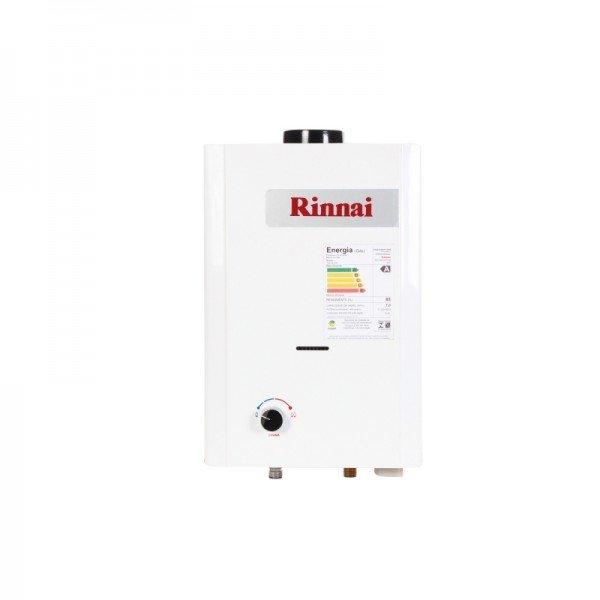 aquecedor de agua a gas rinnai m07 bp onnsen glp 1