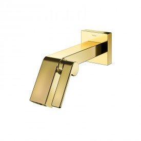 torneira docol docolstillo 823443 de parede ouro polido 1