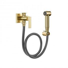 ducha higienica docol docolstillo 823743 com flexivel de 1 20m ouro polido 1
