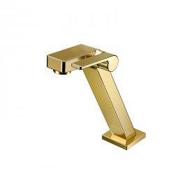 torneira docol docolstillo 820243 de bancada ouro polido 1