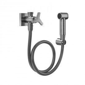 ducha higienica docol docolcity 876970 com flexivel de 1 20m grafite escovado 1