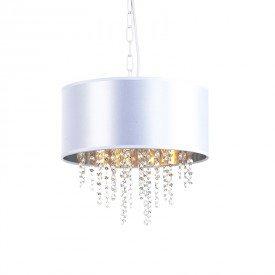 lustre pendente taschibra labelle 320 e14 branco bivolt 1