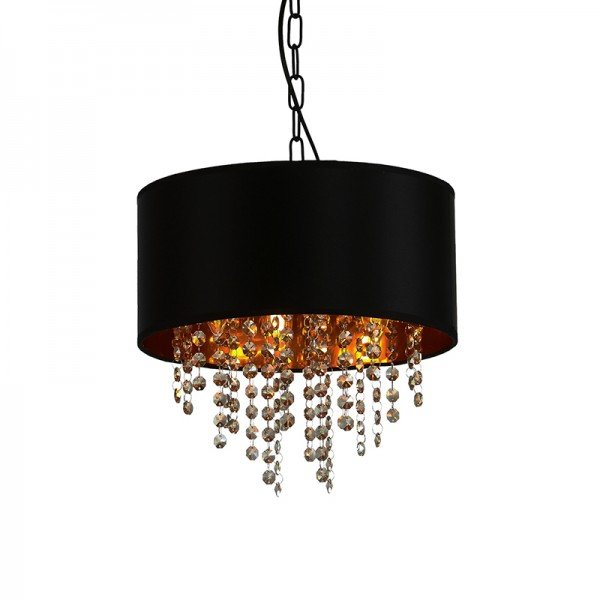 lustre pendente taschibra labelle 320 e14 preto bivolt 1