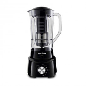 liquidificador diamante turbo britania 900w preto