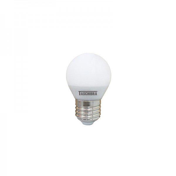lampada bolinha led taschibra tbl 40 4 8w bivolt e27 1