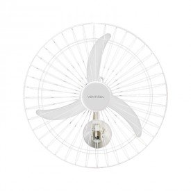 ventilador de parede ventisol premium 60cm branco bivolt 1