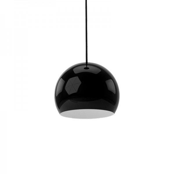 lustre pendente orluce solis or071 preto e27 bivolt 1