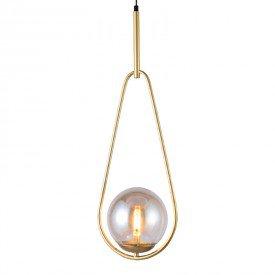 lustre pendente orluce pendolo or1178 dourado g9 bivolt 1