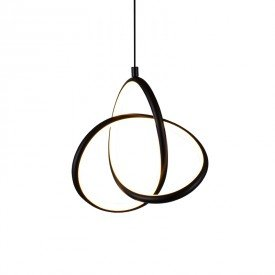 lustre pendente orluce link or1207 cromado led bivolt 1