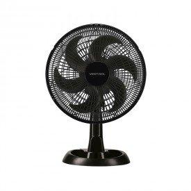 ventilador de mesa ventisol turbo eco 30cm preto 1