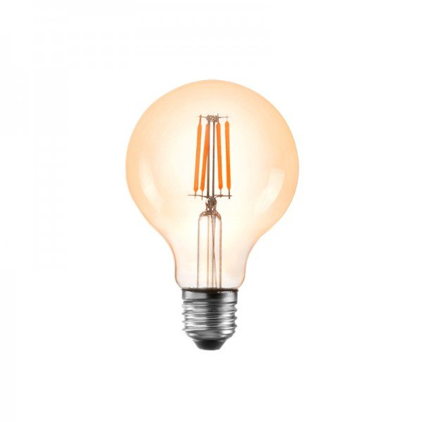 lampada led filamento nordecor g80 4w e27 bivolt 1