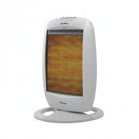 aquecedor de ambiente britania halogeno ab1200 branco 1