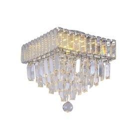 lustre taschibra dueto 300 quadrado transparente g9 bivolt 1
