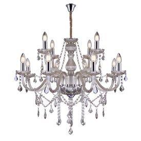 lustre pendente taschibra glam 12 conhaque e14 bivolt 1