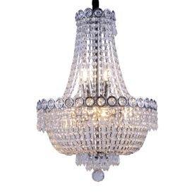 lustre pendente taschibra imperio 400 transparente e14 bivolt 1