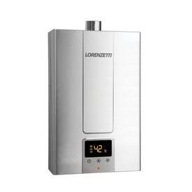 aquecedor de agua a gas lz 1600de i digital lorenzetti 1