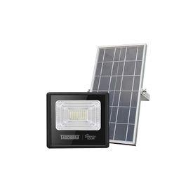 refletor led solar taschibra tr sun 25w preto 6500k luz branca 1
