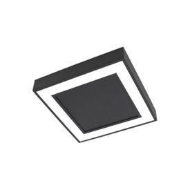 plafon newline fit edge pl0121 17w 23cm bivolt preto 1