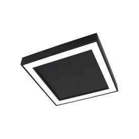 plafon newline fit edge pl0122 25w 30cm bivolt preto 1