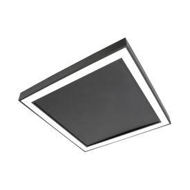plafon newline fit edge pl0123 33w 42cm bivolt preto 1