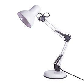luminaria de mesa startec empire b branca bivolt 1