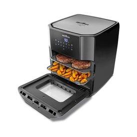 fritadeira eletrica britania air fry oven bfr2100p preta 1