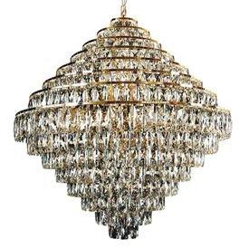 lustre pendente startec florenca belle 80 dourado g9 bivolt 1
